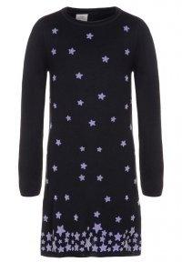 s. Oliver - Gebreide jurk - Donkerblauw